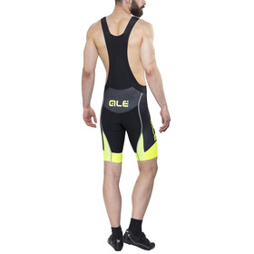 Alé Cycling R-EV1 Master Bibshorts Men fluo yellow-black